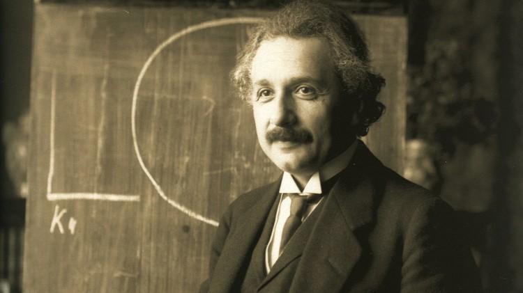 Albert Einstein jesus