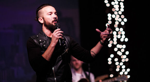 Carl Lentz - Liberty Uni
