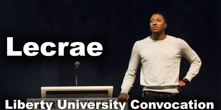 Lecrae - Liberty Uni