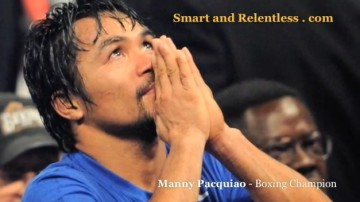 Manny pacquiao Jesus Christian