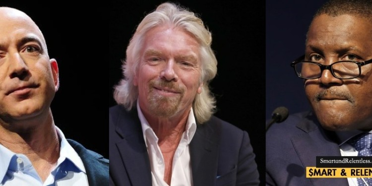 Guess how these 6 Billionaires acquired their seed funding?