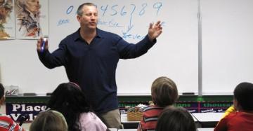 human calculator Scott Flansburg  -