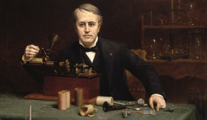 thomas edison failures and success Edison's failed inventions from the beginning of the creation of motion pictures, many people tried to combine film and sound to make talking motion pictures.