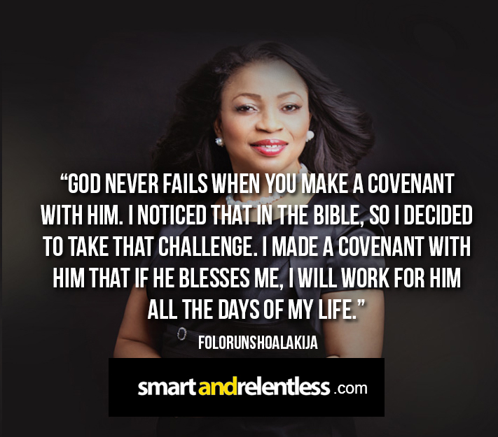 Quotes by Folorunso Alakija - The Richest Black Woman