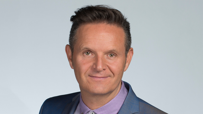 Mark Burnett - Courtesy of Rubinstein Company
