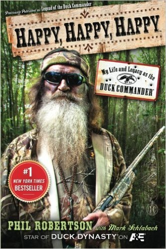 Phil Robertson - biography
