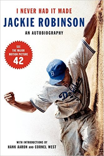jackie robinson book