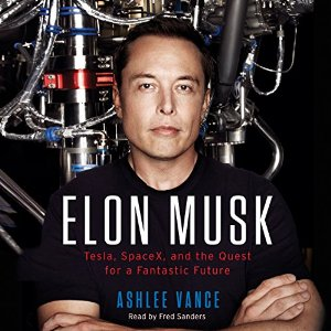 Elon Musk - Audio book