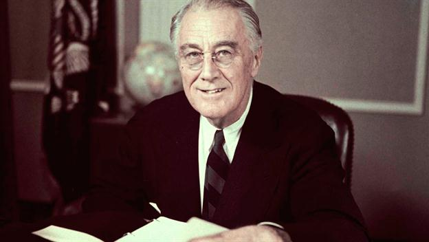 Franklin D. Roosevelt quotes