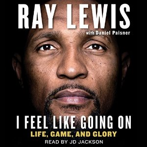 Ray Lewis - Audiobook