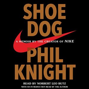phil knight - audio book