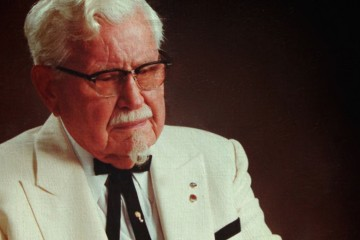 Colonel Sanders - Business quotes