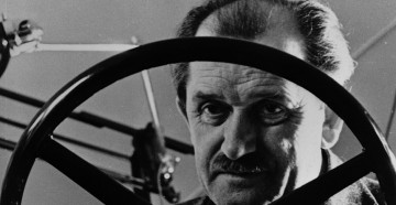(Ferdinand Porsche the founder of Porsche) Source image - www.stuttcars.com