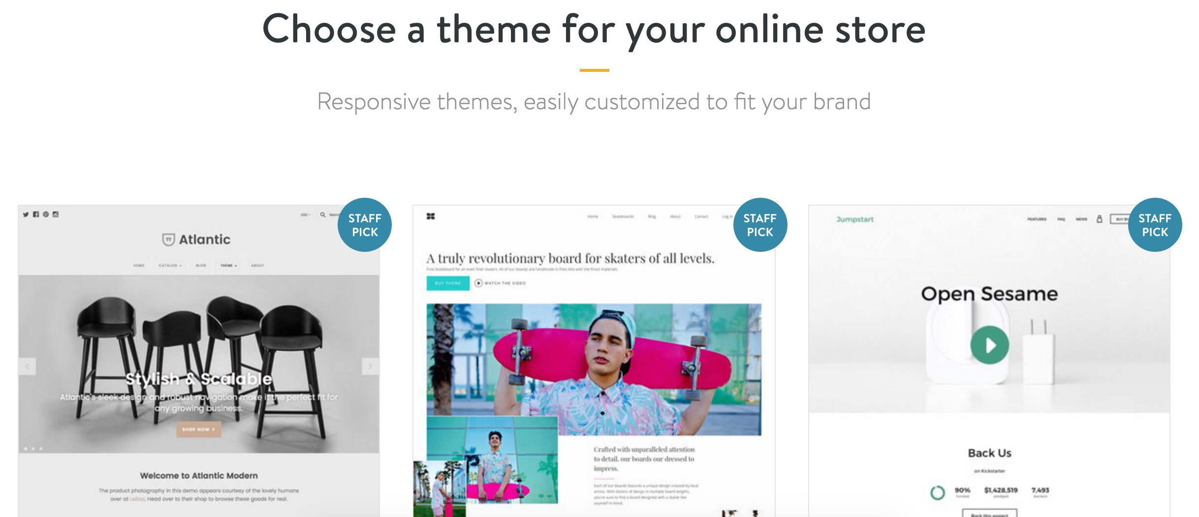 Shopify - Template