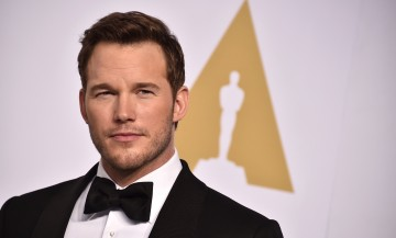 Actor - Chris Pratt