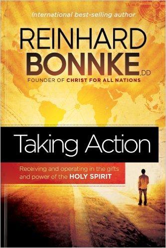 Reinhard Bonnke - Holy spirit