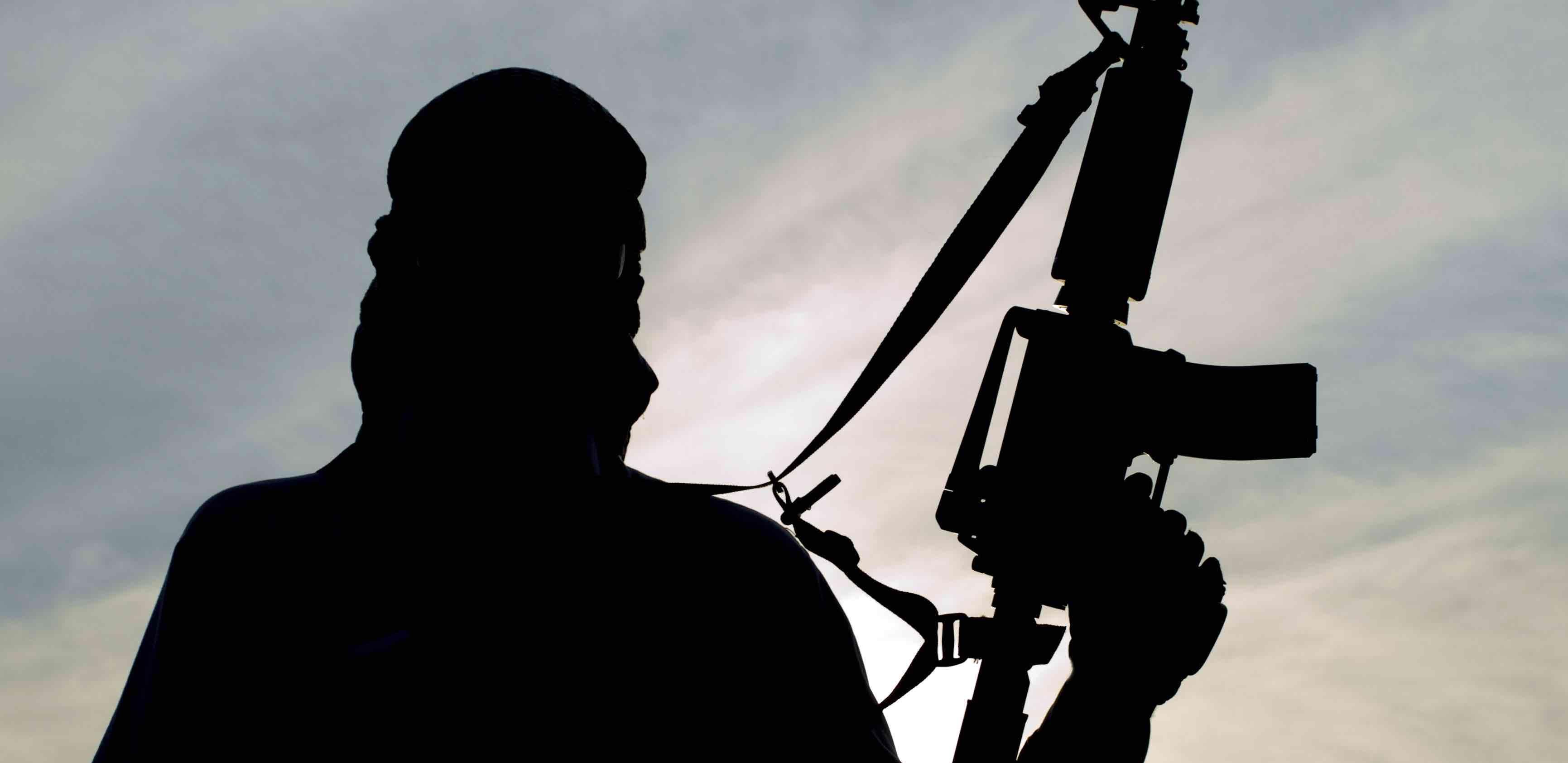 Terrorism living in fear