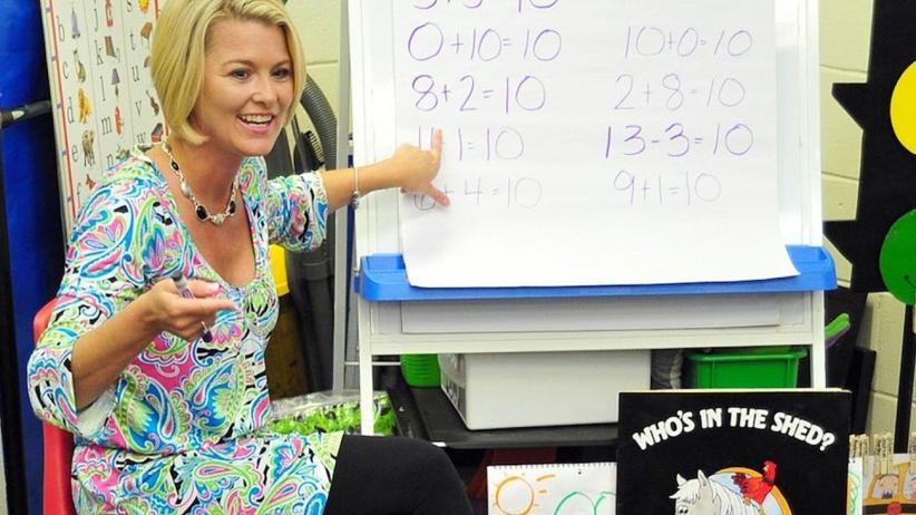Deanna Jump - Teacher