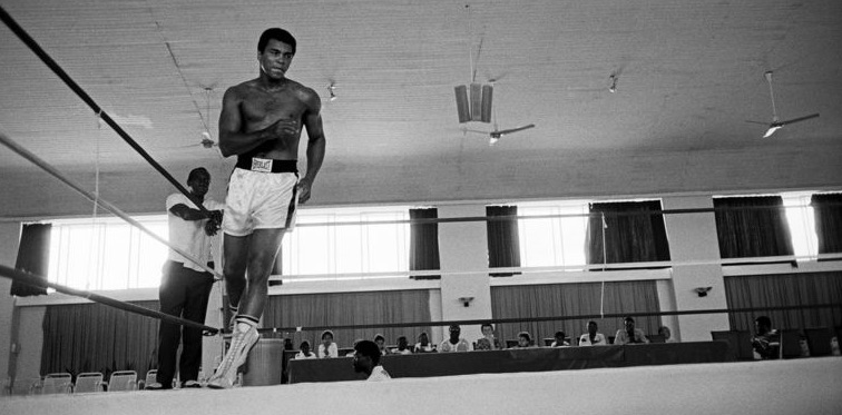 Muhammad Ali - bible quotes