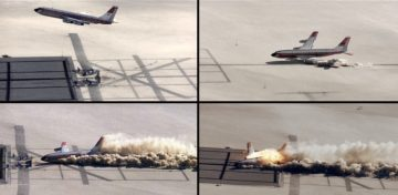 Plane crash - determination