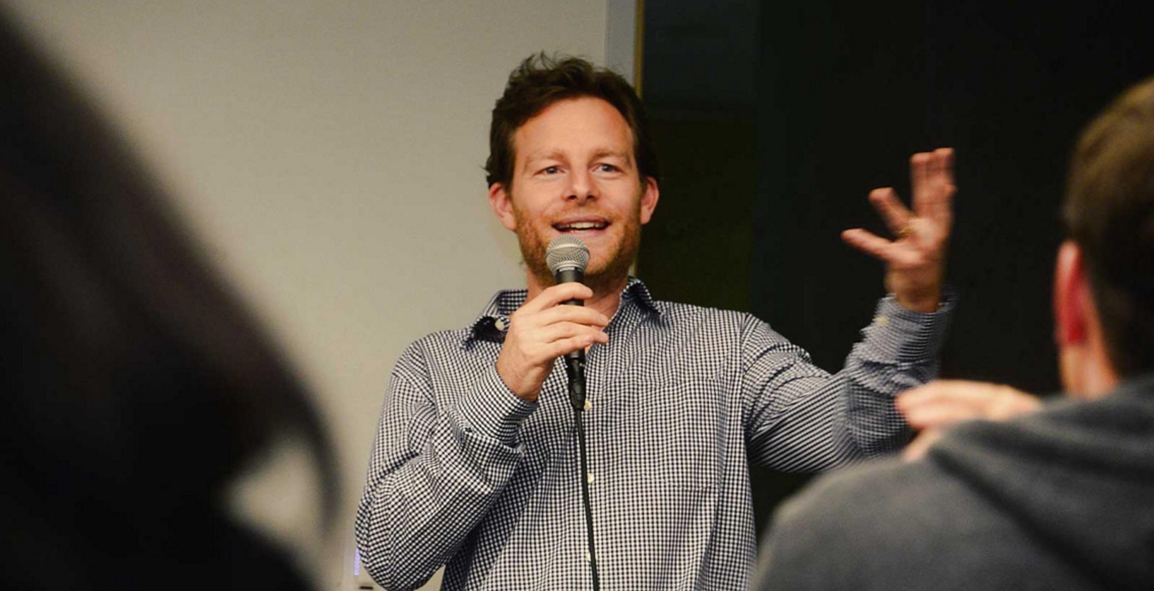 Rob Percival - teacher