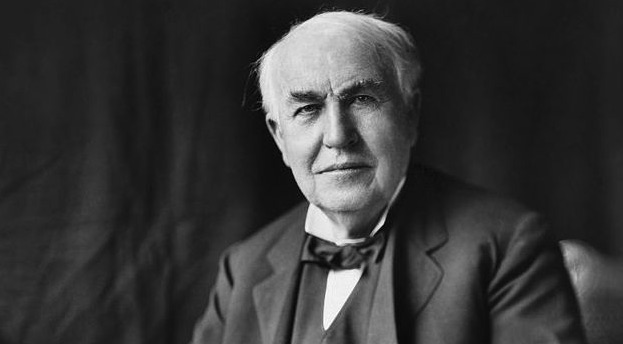 Thomas Edison - Bible Quotes