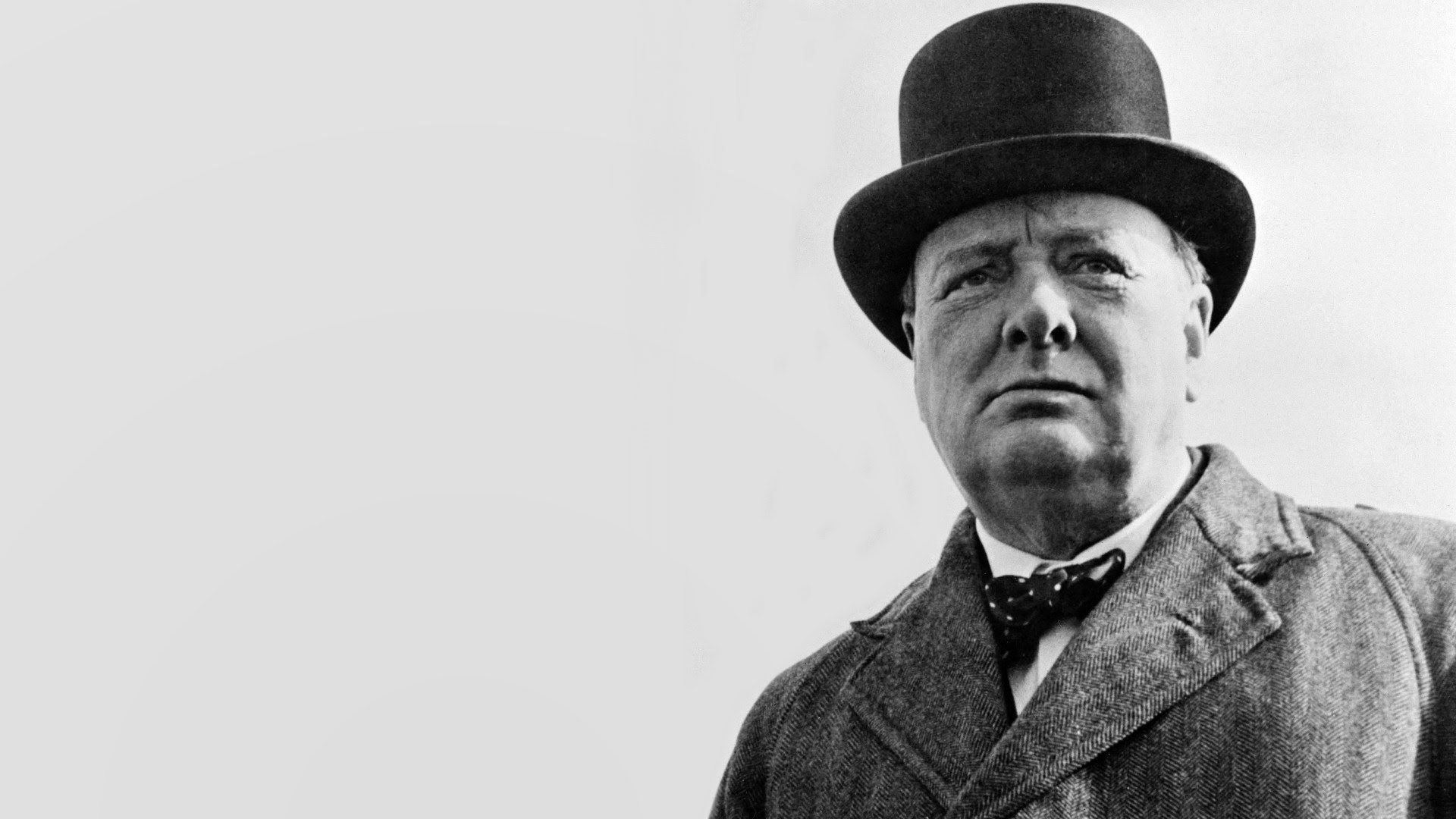 Winson Churchill - Bible quotes
