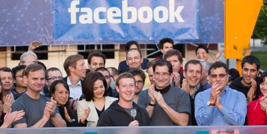 Facebook - millionaire employees