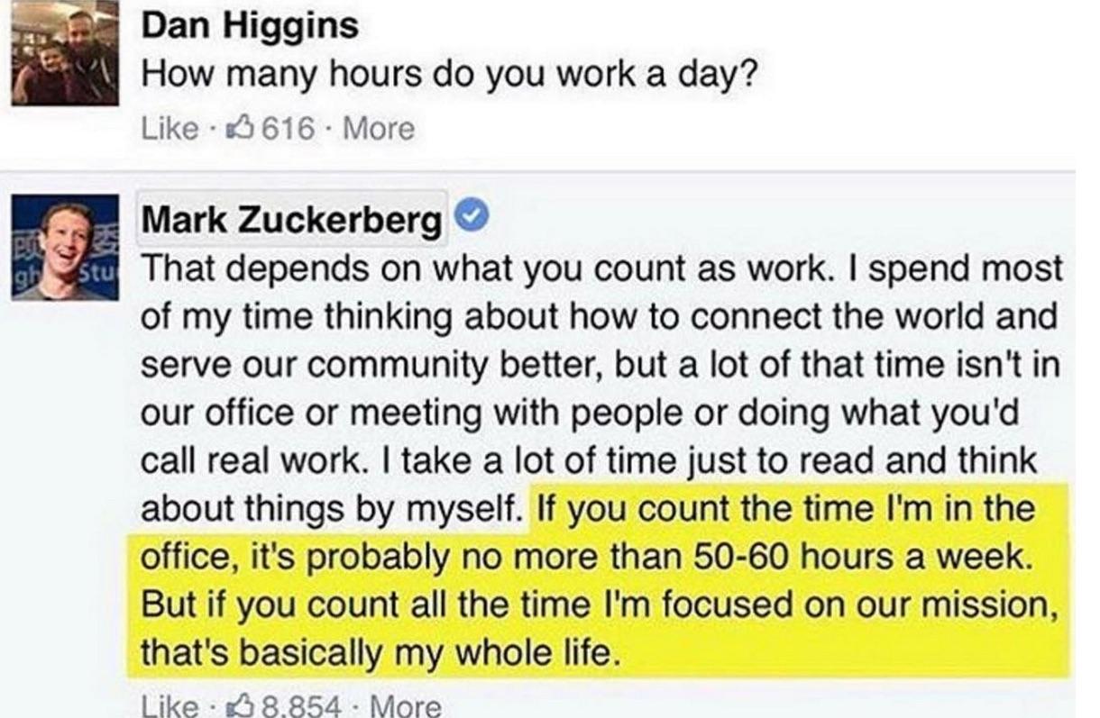 Mark Zuckerberg - FB