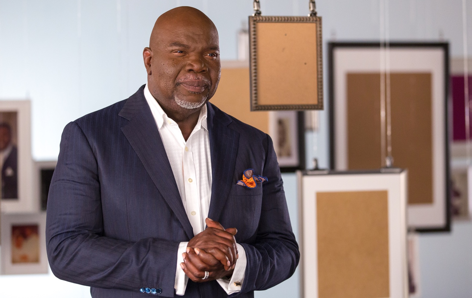 Td Jakes Quotes On Life 30 Inspirational Td Jakes On Faith And Leadership