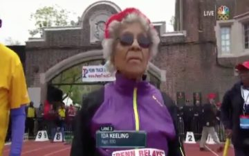ida keeling - 100 year old