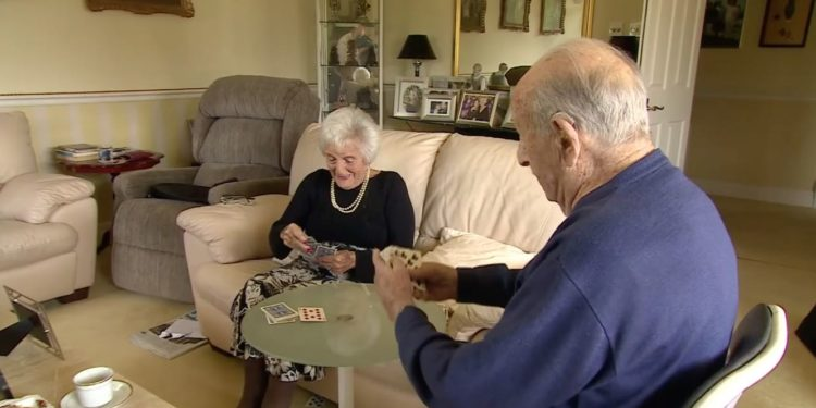80 year marriage