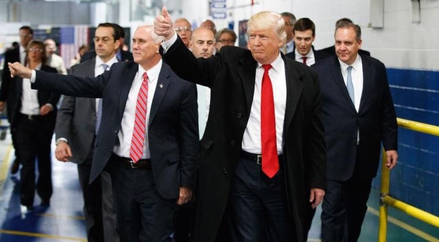 Donald Trump - Team