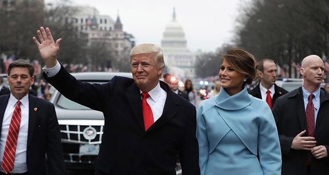 Donald Trump - Wins US