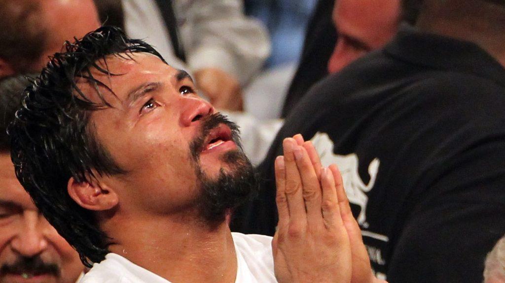 Manny Pacquiao - Christian