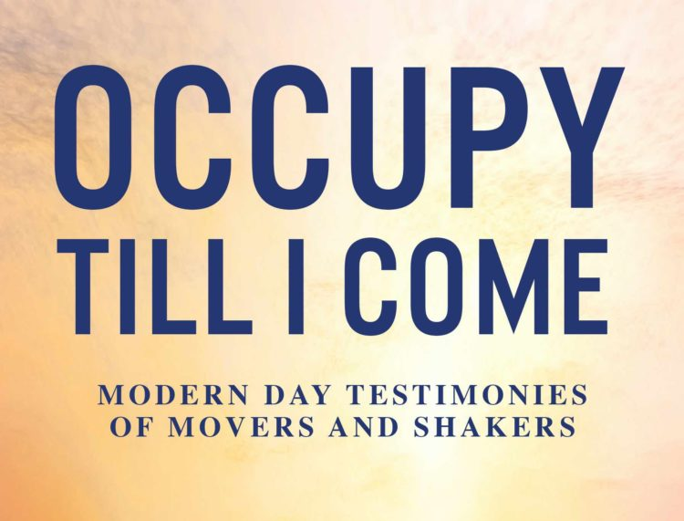 Occupy Till I come - out now