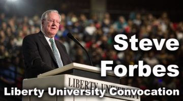 Steve Forbes - Forbes magazine