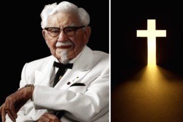 Colonel Sander - Jesus