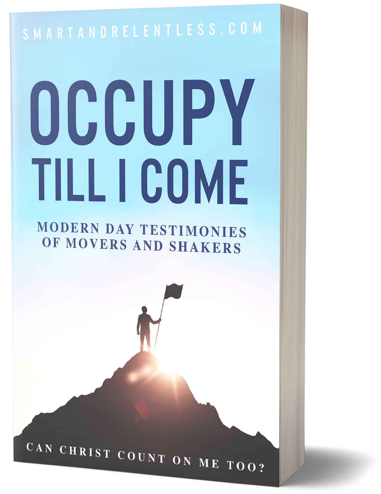 Occupy Till I Come - Book shadow