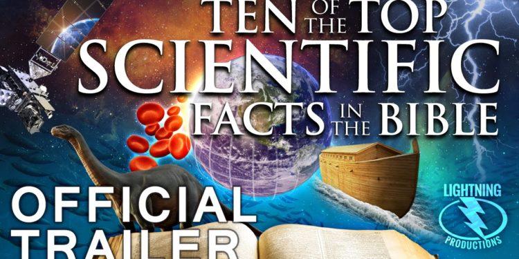 Ten scientific facts bible