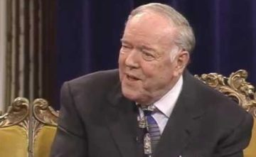 Kenneth Hagin rare interview