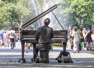 Talents - success piano