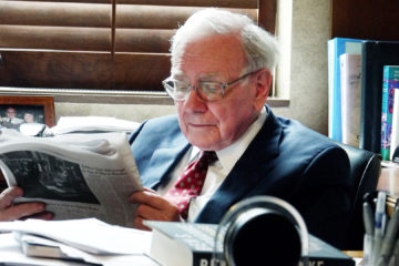 Image source - HBO.com (Image of Warren Buffett)