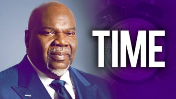 TD Jakes - Time