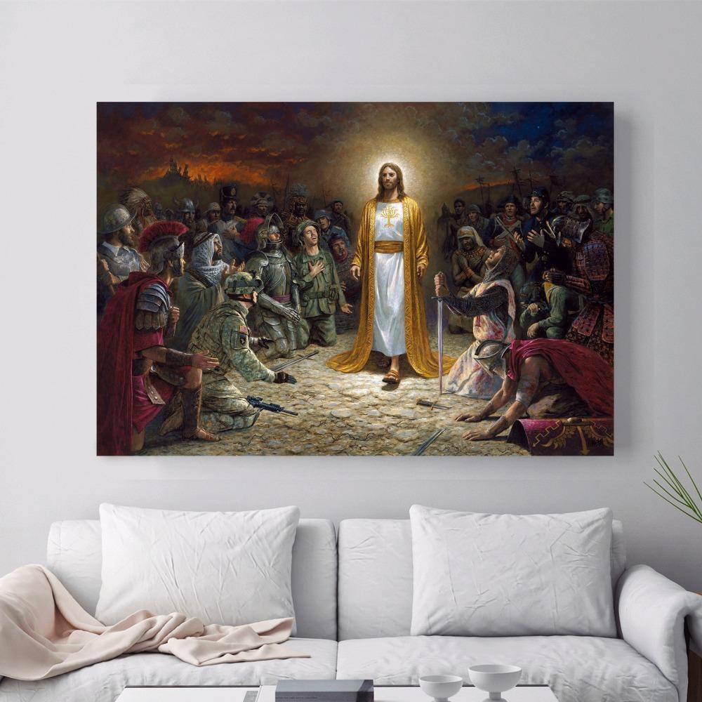 Jesus Christian poster