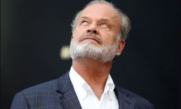 Kelsey Grammer - alcohol to Christian
