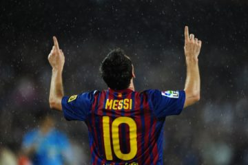 Lionel Messi - Christian footballer