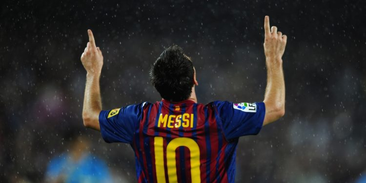 Lionel Messi - Christian footballer