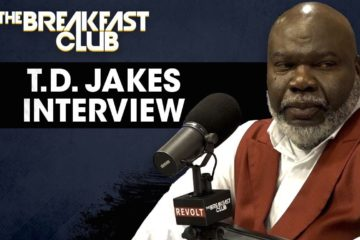 Bishop TD Jakes - Breakfast Club