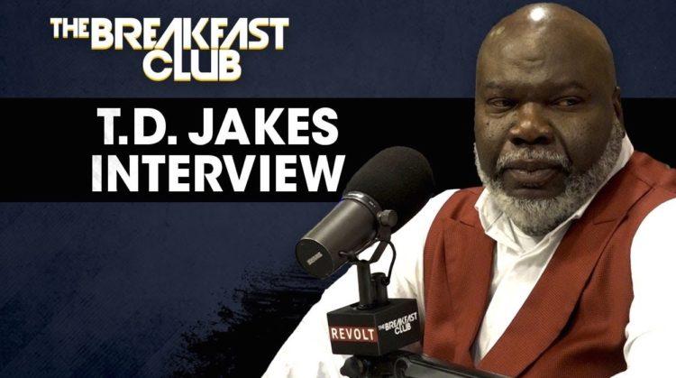 Bishop TD Jakes - Breakfast Club